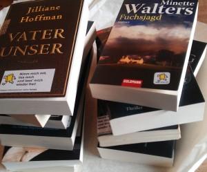 Einige Bücher der Buchauktion