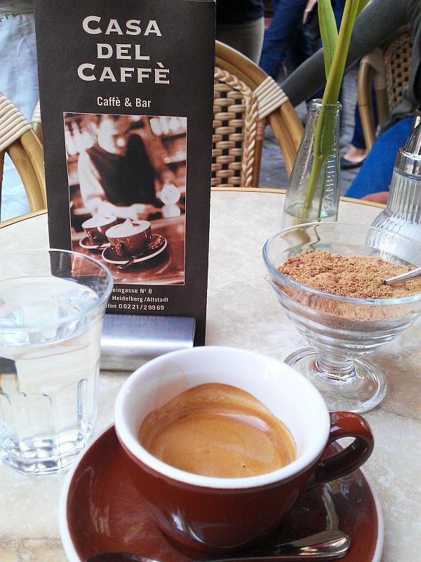 Tisch Cafe Menu