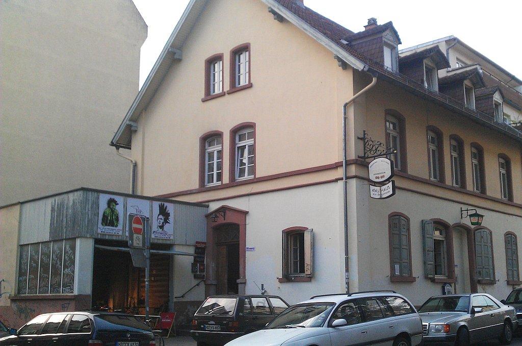 Gasthaus zur Bergstrasse Heidelberg