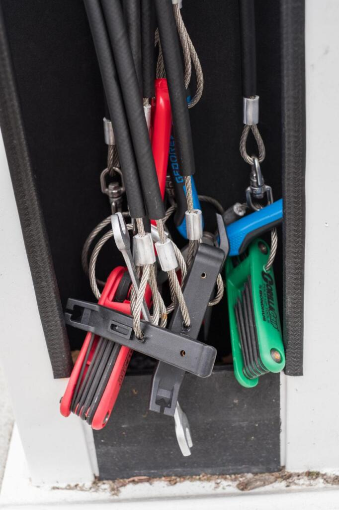 Werkzeug der Radstation
