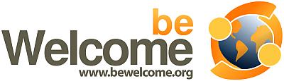 Logo von beWelcome.org