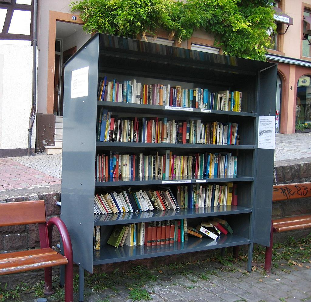 Bücherregal Wiesloch