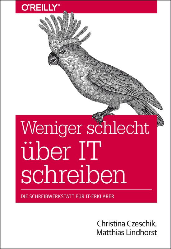 Buchcover des Buchs. Abgebildet ist ein imposanter Vogel, Titel, Autoren und der Verlag